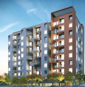 Gallery Cover Image of 670 Sq.ft 1 BHK Independent Floor for buy in Yashada Splendid Meadows, Pimple Saudagar for 4377280