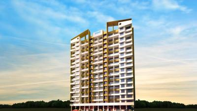 Gallery Cover Image of 1015 Sq.ft 2 BHK Apartment for buy in Vaishnavi Heights, Kalyan West for 6200000