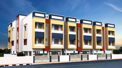 Gallery Cover Image of 300 Sq.ft 1 BHK Independent House for rent in KMS Enclave, Manapakkam for 5000