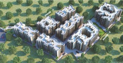 Gallery Cover Image of 425 Sq.ft 1 RK Apartment for buy in Aashray Aanand, Ambernath East for 1600000