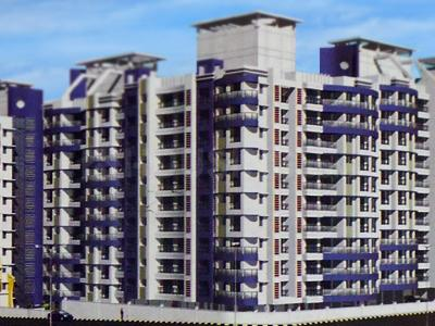 Gallery Cover Image of 810 Sq.ft 2 BHK Apartment for rent in RNA NG Suncity Phase III, Kandivali East for 35000