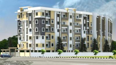 Gallery Cover Image of 1340 Sq.ft 2.5 BHK Apartment for rent in Druva Daffodils by Druva Infratech, Gunjur for 28000