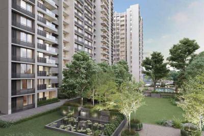 Gallery Cover Image of 1132 Sq.ft 2 BHK Apartment for buy in Arvind Bel Air, Vidyaranyapura for 6500000