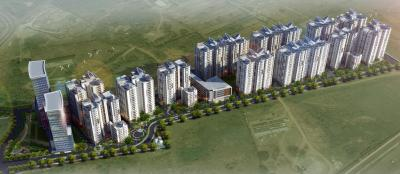 Gallery Cover Image of 3380 Sq.ft 4 BHK Apartment for rent in One Block 6 Block 12 Block 8, Kokapet for 55000