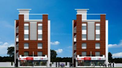 Gallery Cover Image of 650 Sq.ft 1 BHK Apartment for rent in Shree Sai City, Nalasopara West for 5000
