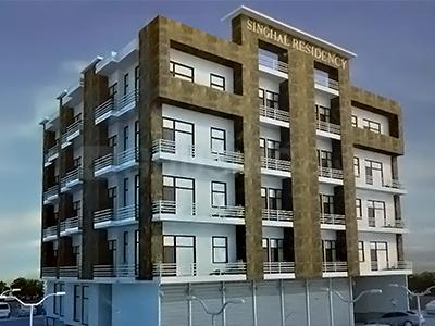 Gallery Cover Pic of Kanha Apartment - 2
