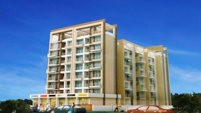 Gallery Cover Image of 640 Sq.ft 1 BHK Apartment for buy in Dev Janaki Niwas, Ulwe for 4200000