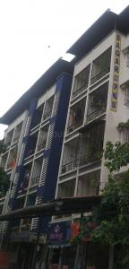 Gallery Cover Image of 550 Sq.ft 1 BHK Apartment for rent in Sagar Apartment, Thane West for 10000