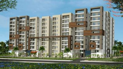 Gallery Cover Image of 1635 Sq.ft 3 BHK Apartment for rent in RNR Fort View Towers, Upparpally for 27000