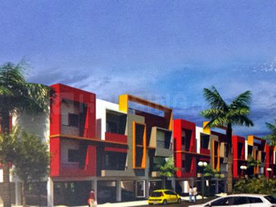 Gallery Cover Image of 800 Sq.ft 2 BHK Apartment for rent in Ruby Deluxe, Mannivakkam for 12000