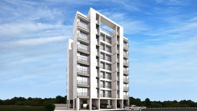 Gallery Cover Image of 900 Sq.ft 2 BHK Apartment for buy in Giriraj MK Thakur Complex, Shilphata for 6000000