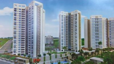 Gallery Cover Image of 1200 Sq.ft 2 BHK Apartment for rent in Sea Gundecha Trillium, Borivali East for 41000