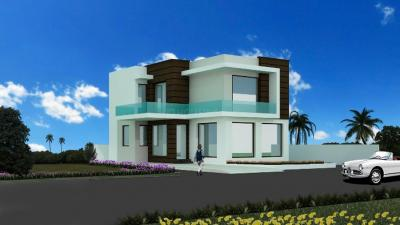 Gallery Cover Image of 3200 Sq.ft 3 BHK Villa for buy in Land Asia Premium - Silver, Kanswali Kodari for 10500000