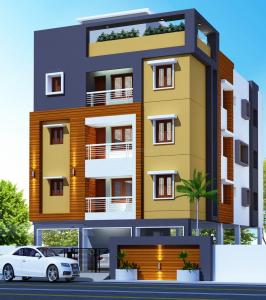 Gallery Cover Pic of JS Sai Sakthi Flats