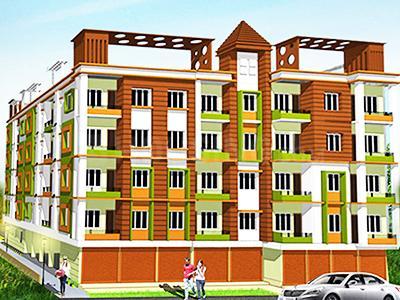 Parayas  Kalpataru Residency