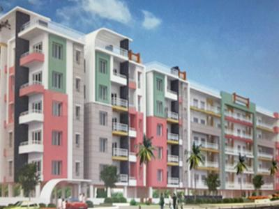 Gallery Cover Image of 1290 Sq.ft 2 BHK Apartment for buy in Tirumala Cyber Residency, Serilingampally for 7800000