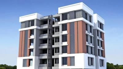 Gallery Cover Image of 1000 Sq.ft 1 BHK Apartment for rent in Mahadev Platinum, Ghodasar for 8599