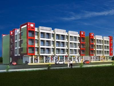 Gallery Cover Image of 800 Sq.ft 2 BHK Apartment for buy in Gokul Gokul Nagari, Kalyan West for 5100000