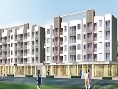 Gallery Cover Image of 975 Sq.ft 2 BHK Apartment for buy in Om Sai Riddhi Siddhi Om Sai Riddhi Siddhi Shiv Sai Complex, Bhivpuri for 3800000