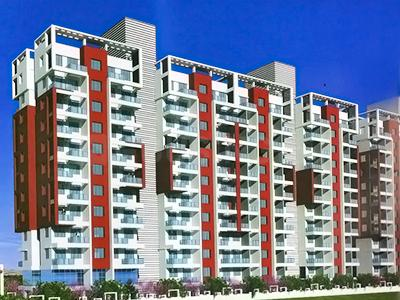 Gallery Cover Image of 970 Sq.ft 2 BHK Apartment for buy in Gajanan Deep, Dhayari for 5350000