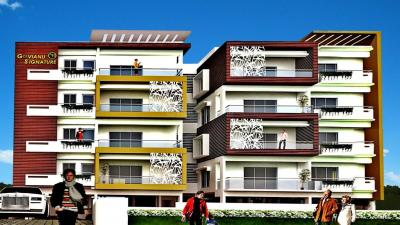 Gallery Cover Image of 3200 Sq.ft 3 BHK Apartment for buy in Govianu Grace Garden by Govianu Wealth Management, Benson Town for 42000000