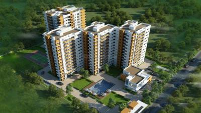 Gallery Cover Image of 1330 Sq.ft 2 BHK Apartment for rent in GR Regent Park, Gottigere for 24000