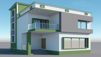 Gallery Cover Image of 443 Sq.ft 1 RK Apartment for buy in OAS Lake Life Township, Joka for 1041050