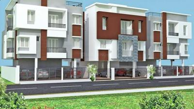 Gallery Cover Pic of Maanasri Anusri Flats