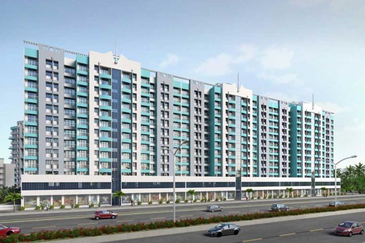 अरिहंत सिटी फेज I बिल्डिंग ए बी सी डी डी1 डी2 एच एच1 एच2 एफ़ के गैलरी कवर की तस्वीर