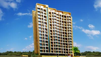 Gallery Cover Image of 735 Sq.ft 1 BHK Apartment for rent in Ostwal Orchid II, Mira Road East for 13900