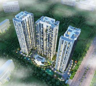 Gallery Cover Image of 1413 Sq.ft 2 BHK Apartment for buy in Candeur 40, Miyapur for 8700000