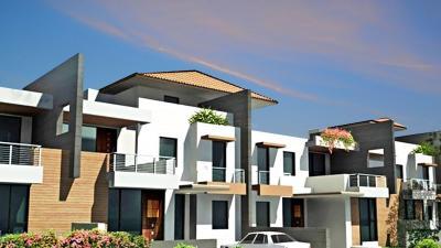 Ansal API Sushant Golf City Palm Ville