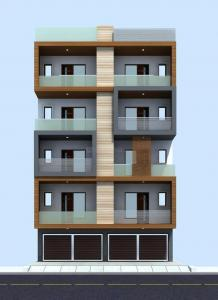 Gallery Cover Image of 1500 Sq.ft 3 BHK Apartment for buy in Shree Krishna Homes, Sector 30 for 7800000