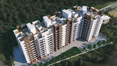 Gallery Cover Image of 940 Sq.ft 2 BHK Apartment for rent in United Arise, Charholi Budruk for 14000