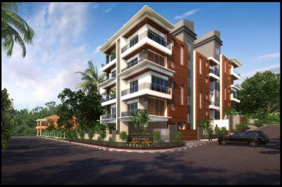 Gallery Cover Image of 500 Sq.ft 2 BHK Apartment for rent in Sky Villas, Shree Ganeshpuri for 20000