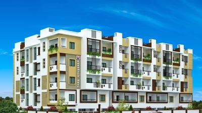 Gallery Cover Image of 1550 Sq.ft 3 BHK Apartment for rent in DS Max Serenity Nest, Bommanahalli for 26000