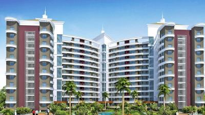 Gallery Cover Image of 643 Sq.ft 1 BHK Apartment for rent in Grandbay A5 A6 B3, Manjari Budruk for 14000