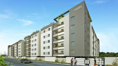 Gallery Cover Image of 1230 Sq.ft 2 BHK Apartment for buy in NSK Exotica, Kukatpally for 7265000