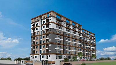 Gallery Cover Image of 900 Sq.ft 2 BHK Apartment for buy in Maya BCC Tower, Arjunganj for 4000000