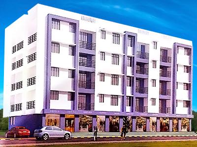 Gallery Cover Pic of High Life Devdarshan Apartment