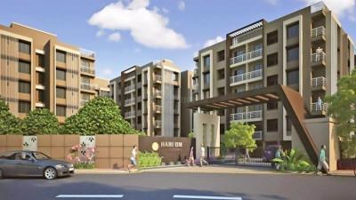 Gallery Cover Image of 1080 Sq.ft 2 BHK Apartment for buy in Hari Om Elegance, Godhavi for 3500000
