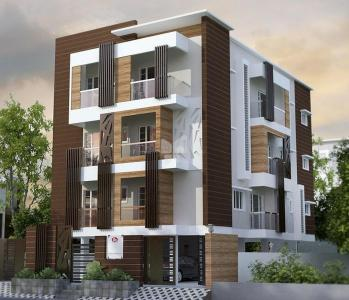 Gallery Cover Image of 1350 Sq.ft 3 BHK Apartment for buy in Struti New Homes, Burari for 6500000