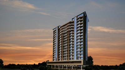 Gallery Cover Image of 650 Sq.ft 1 BHK Apartment for buy in Raj Antila, Mira Road East for 6200000