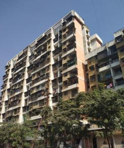 Gallery Cover Image of 585 Sq.ft 1 BHK Apartment for rent in Haware Green Park, Kamothe for 9500