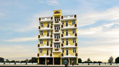 Gallery Cover Image of 550 Sq.ft 1 BHK Apartment for rent in AKH Royal Apartment, Chaukhandi for 12000