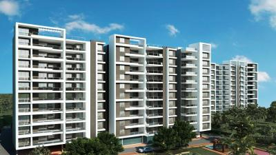 Gallery Cover Image of 1850 Sq.ft 3 BHK Apartment for buy in Jhaveri Silver Lake Vista, New Rani Bagh for 7215000
