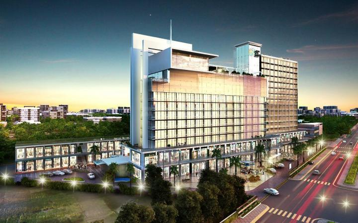 Project Images Image of Banni City Center in Sector 63