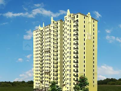 Gallery Cover Image of 1893 Sq.ft 3 BHK Apartment for rent in DLF Westend Heights, Akshayanagar for 35000