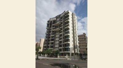 Gallery Cover Image of 1600 Sq.ft 3 BHK Apartment for rent in OM Aryavart, Ulwe for 15000