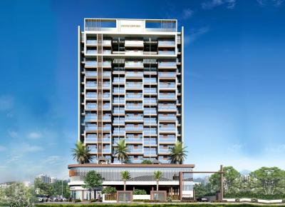 Gallery Cover Image of 1145 Sq.ft 2 BHK Independent Floor for buy in SMB United Emporio, Kharghar for 11500000